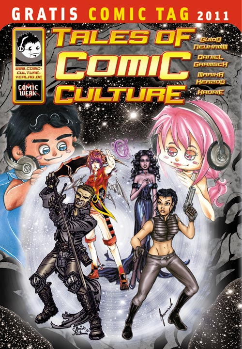 Tales of Comic Culture © CCV/DanielGramsch.de